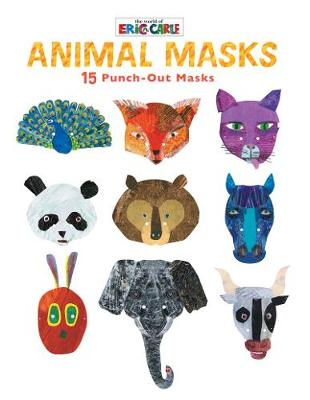 The World of Eric Carle Animal Masks - Eric Carle