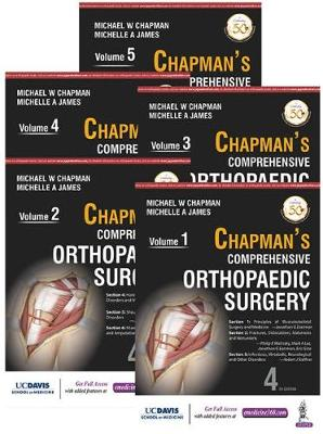 Chapman's Comprehensive Orthopaedic Surgery - Michael W. Chapman