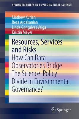 Resources, Services and Risks - Mathew Kurian