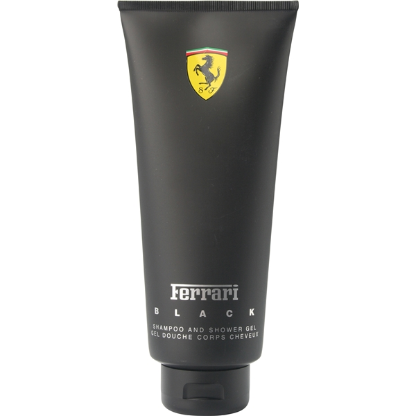 Ferrari Black - Shower Gel - Ferrari