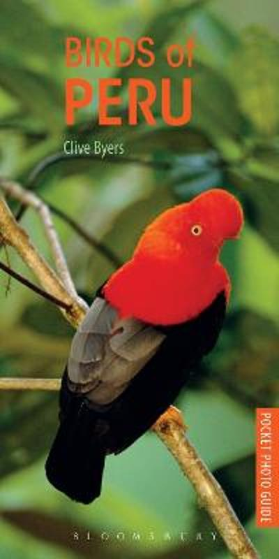 Birds of Peru - Clive Byers