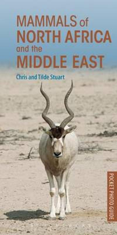 Mammals of North Africa and the Middle East - Chris Stuart
