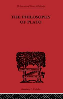 The Philosophy of Plato - R.C. Lodge