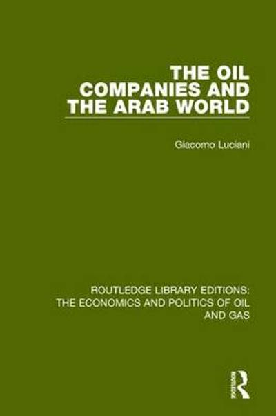 The Oil Companies and the Arab World - Giacomo Luciani