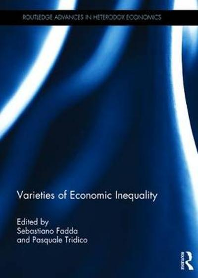 Varieties of Economic Inequality - Sebastiano Fadda