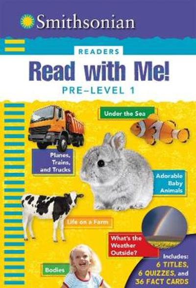 Smithsonian Readers: Read with Me! Pre Level 1 - Courtney Acampora
