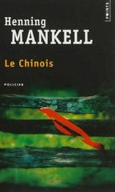 Le chinois - Henning Mankell