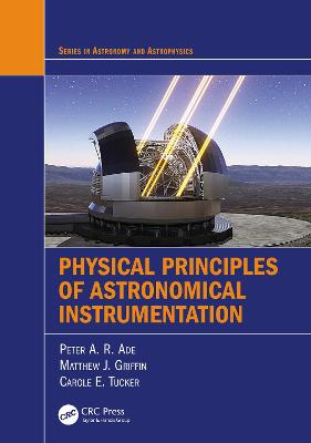 Astronomical Instrumentation - Matthew Griffin