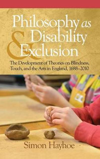 Philosophy as Disability & Exclusion - Simon Hayhoe