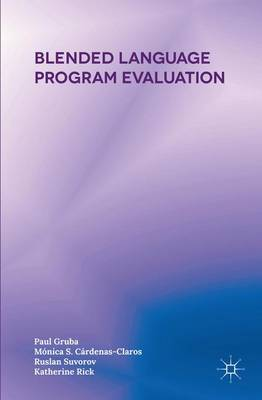 Blended Language Program Evaluation - Don Hinkelman