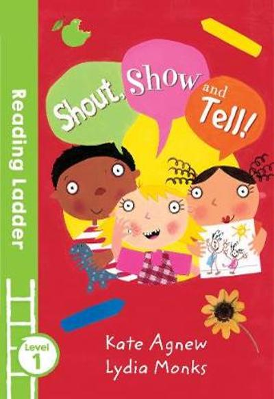 Shout Show and Tell! - Kate Agnew