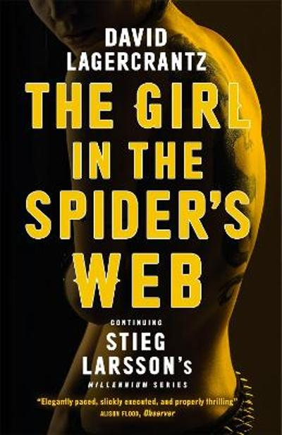 The Girl in the Spider's Web - David Lagercrantz