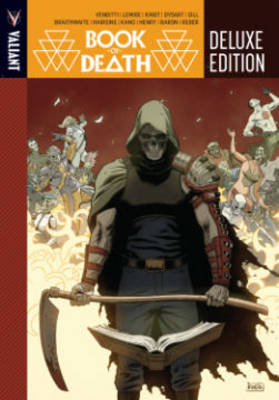 Book of Death Deluxe Edition - Matt Kindt
