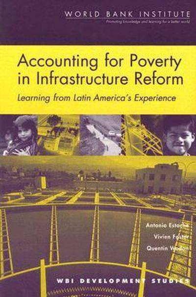 Accounting for Poverty in Infrastructure Reform - Quentin Wodon
