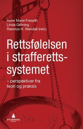 Rettsfølelsen i strafferettssystemet PDF ePub