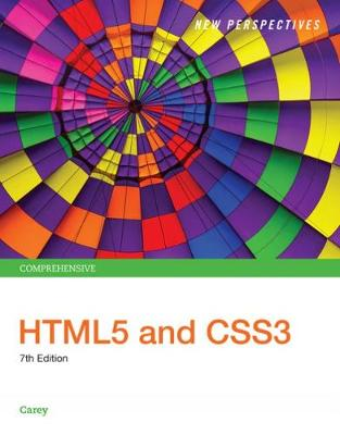 New Perspectives HTML5 and CSS3 - Patrick Carey