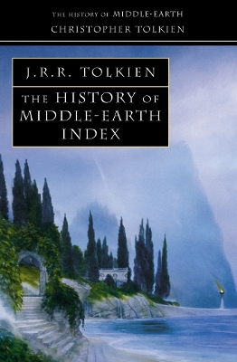 The history of Middle-earth - J.R.R. Tolkien