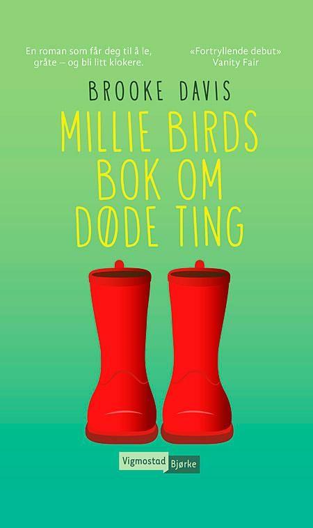 Millie Birds bok om døde ting PDF ePub