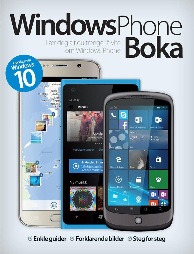 Windows phone boka - Rebecca Englund