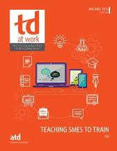 Teaching SMEs to Train - ATD