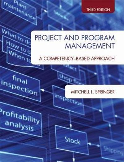 Project and Program Management - L. Mitchell Springer