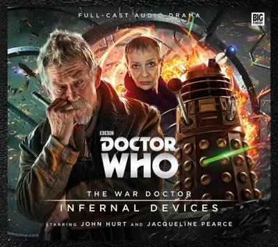 The War Doctor - Infernal Devices - John Dorney