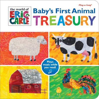 Baby's First Animal Treasury - Eric Carle