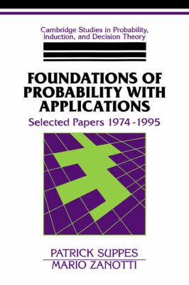 Foundations of Probability with Applications - Patrick Suppes