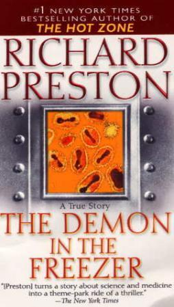 The demon in the freezer - Richard Preston
