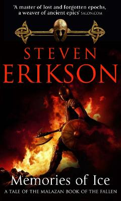 Memories of ice - Steven Erikson