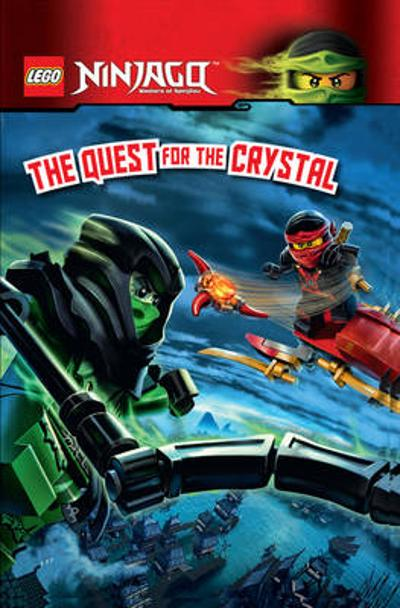 The Quest for the Crystal - Scholastic