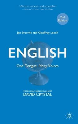 English - One Tongue, Many Voices - Jan Svartvik