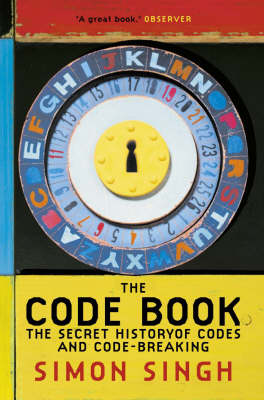 The Code Book - Dr. Simon Singh