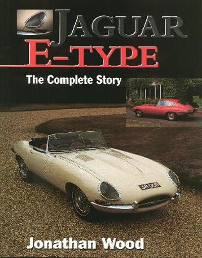 Jaguar E-Type - Jonathan Wood