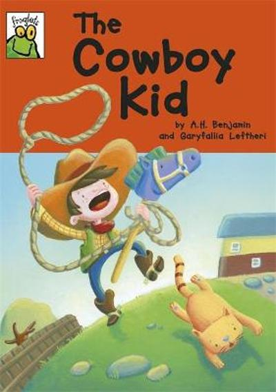 Froglets: The Cowboy Kid - A. H. Benjamin