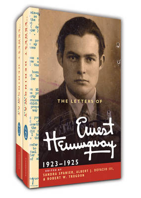 The Letters of Ernest Hemingway Hardback Set Volumes 2 and 3: Volume 2-3 - Ernest Hemingway
