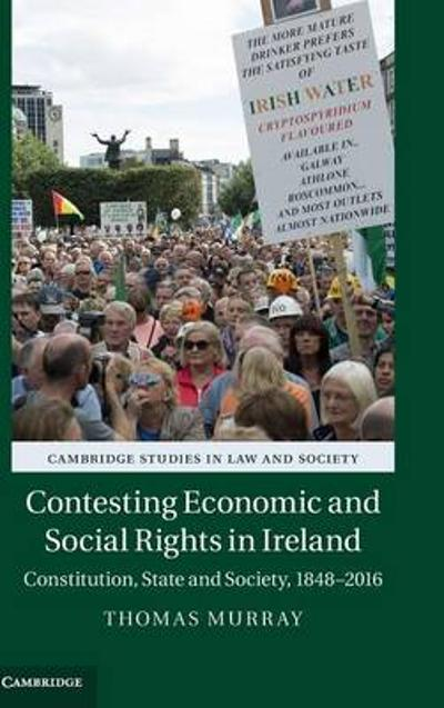 Contesting Economic and Social Rights in Ireland - Thomas Murray