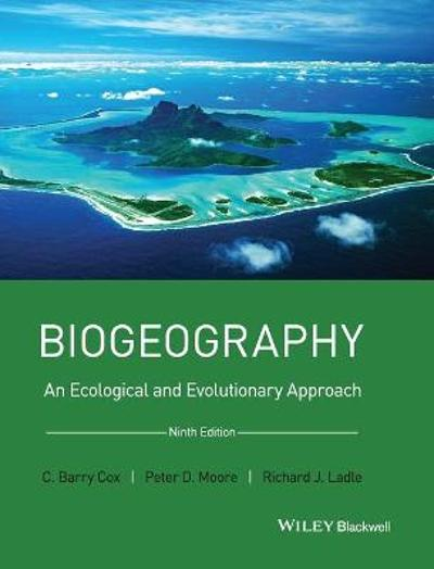 Biogeography - C. Barry Cox