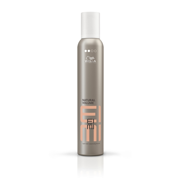 Eimi Natural Volume - Styling Mousse - Wella Professionals