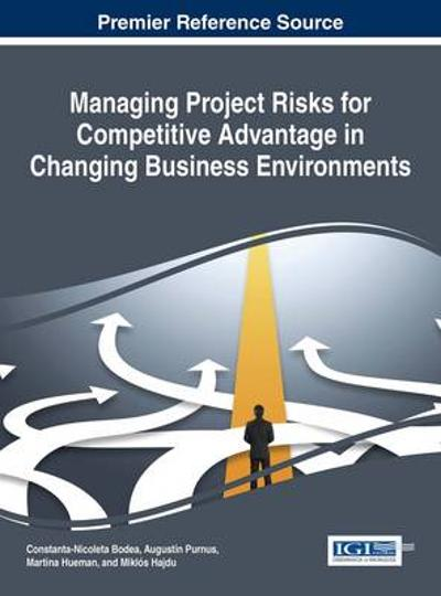 Managing Project Risks for Competitive Advantage in Changing Business Environments - Constanta-Nicoleta Bodea