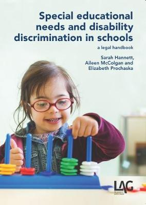 Special Educational Needs and Disability Discrimination in Schools - Sarah Hannett
