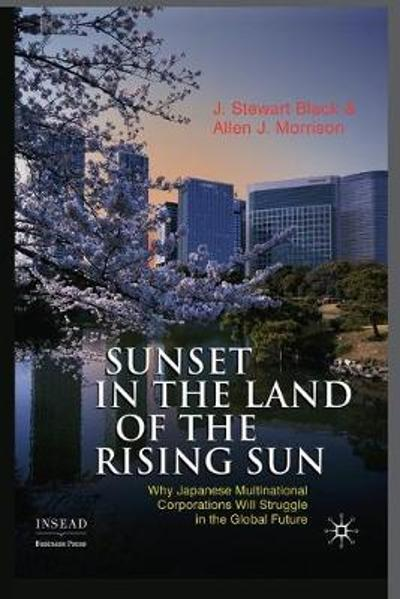 Sunset in the Land of the Rising Sun - J. Black