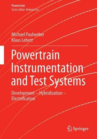 Powertrain Instrumentation and Test Systems - Michael Paulweber