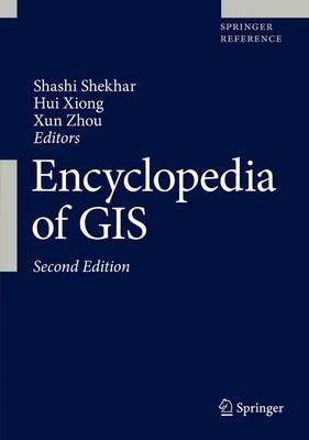 Encyclopedia of GIS - Shashi Shekhar