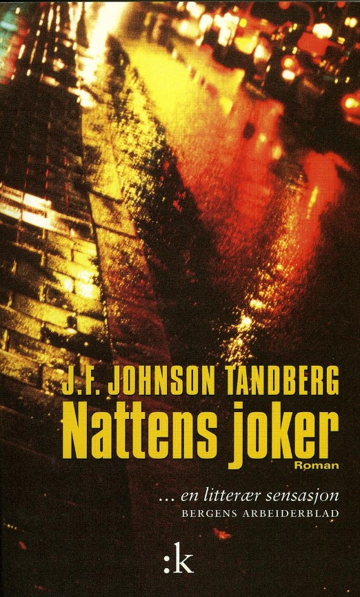 Nattens joker - J. F. Johnson Tandberg
