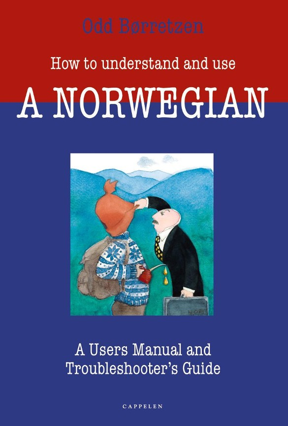 How to understand and use a Norwegian - Odd Børretzen