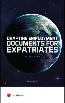 Drafting Employment Documents for Expatriates - Juliet Carp