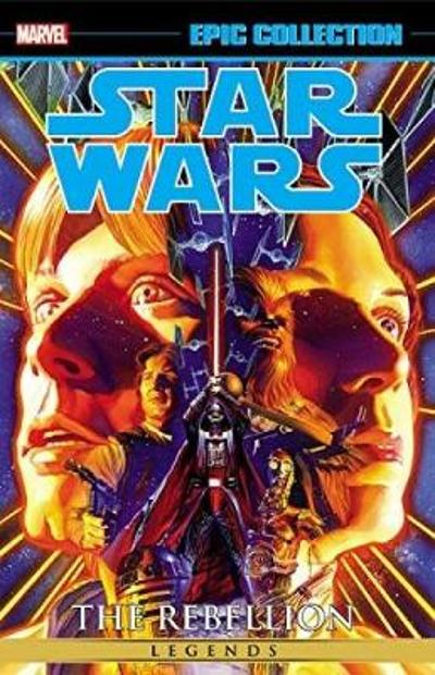 Star Wars Legends Epic Collection: The Rebellion Vol. 1 - John Wagner