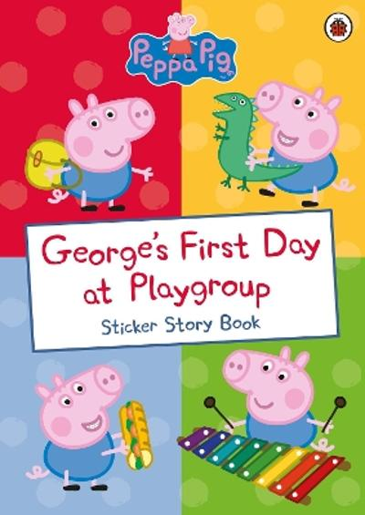 George's First Day at Playgroup -