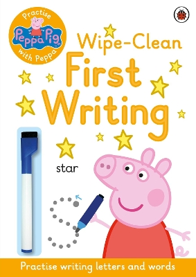 Peppa Pig: Practise with Peppa: Wipe-Clean First Writing - Peppa Pig